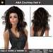 A&A Courtney Hair Brunette (Color 4). Medium sexy full style