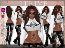 {SD} NATURAL BORN ROCKER (Slink & Omega Appliers)