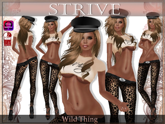 {SD} WILD THING (Slink & Omega Appliers)