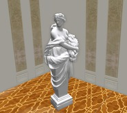 Statue Summer - Verao