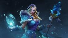 50% DISCOUNT! Crystal Maiden Avatar
