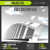 DCL GAMIX, Games Palace XXL for FULL REGIONS