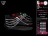 SALE - ILLI - [SLink,MeshProject,Belleza,Maitreya,N-Core] Merilyn Sandals (HUD Driven)