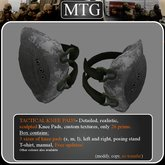 >>MTG<< Tactical Knee Pads UCP /tactical/ protective / army / skateboard / sport