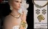 MdiModa - [00F] White Diamonds Jewelry Set