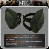 >>MTG<< Tactical Knee Pads Olive Drab /tactical/ protective / army / skateboard / sport