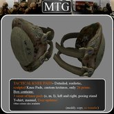 >>MTG<< Tactical Knee Pads MULTICAMIL /tactical/ protective / army / skateboard / sport
