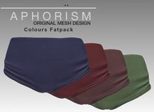 !APHORISM! - Montmartre Shorts - Colours Fatpack