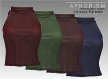 !APHORISM! - Montmartre Top - Colours Fatpack