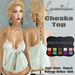 ::EGO - Cheska Top:: 10 Textures