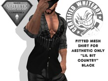 Crazy White Boy~Aesthetic Lil country black