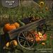Super Autumn Sales !! Follow US !! Autumn pumpkins cart & baskets COPY version