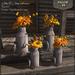 Super Autumn Sales !! Follow US !! Autumn milk pots x6 COPY version