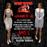 Empire Paper Bag -Rocky Horror Janet 2