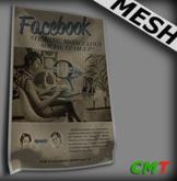 vintage facebook -poster