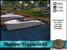 ">^OeC^< - AD25H ""Pinstripes (Copper-Gold)"" Custom Paint"