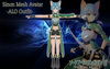 Sword Art Online: Sinon ALO Mesh Avatar