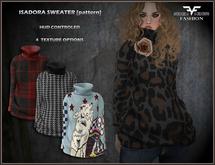 ::FAC:: Isadora Sweater pattern