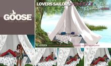 GOOSE - lovers sailors hammock PG