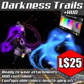 :Frio's: Darkness Trails Rave Attachments + HUD