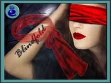 [SuXue] Mesh Blindfold & Headband Red Silk Resize Flying