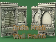 MADRAS Indian Mesh Wall Frame