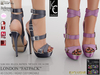 .:KC:. LONDON HEELS - SLINK, MAITREYA, BELLEZA, TMP, EVE, NCORE