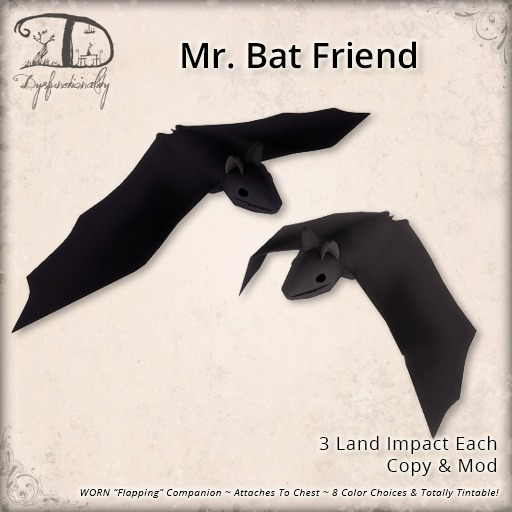 [DDD] Mr. Bat Friend