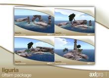 AXL pro Box - Liguria Offsim Package