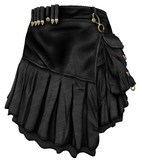 ShuShu HALLOWEEN NIGHT skirt 3 black 5 standard sizes 1 fitted
