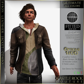 :KR: Byron Leather jacket - Ultimate All Colors