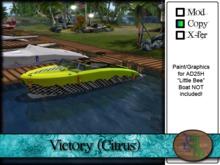 ">^OeC^< - AD25H ""Victory (Citrus)"" Custom Paint"