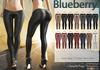 Blueberry - Rene - Maitreya/Belleza/Slink - Fat Pack