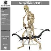SaCaYa - Skeleton Set #3