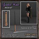 Tool Shed - Gnarled Wand Mesh Kit