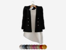 Bens Boutieque - Blazer&Dress Set Black