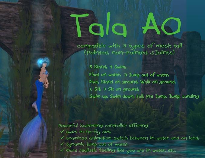 Mermaid AO -Tala AO