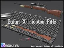 [aR] Safari CO2 Injection Rifle v1.0