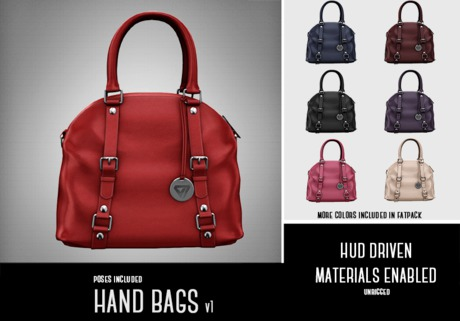 ILLI - Handbags v1 (with hold pose) - PROMO