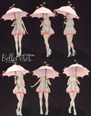 BellePoses - Cute Umbrella