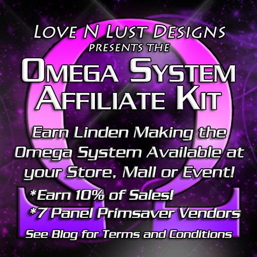 [LNL] Omega Affiliate Kit - 10%