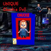 Chuckie Doll gives animated knife (collective package)