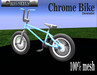 Bike Street Decorative