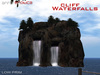Anna Erotica - Cliff Waterfalls - 7 Prims!