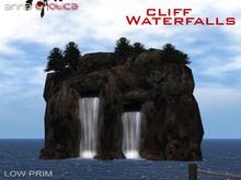 Anna Erotica - Cliff Waterfalls - 7 Prims!