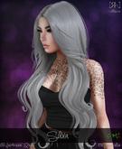[RA] Silva Hair - Grayscale