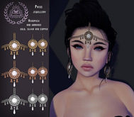 .Charm. Priss Jewellery Set
