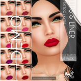 DEMO Oceane - Passion Lips & Liner