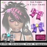 *NT* EMO Prinzess Hair Ribbons (neko punk style)