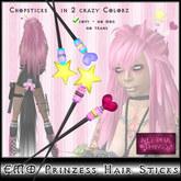 *NT* EMO Prinzess Chopsticks (neko punk style)